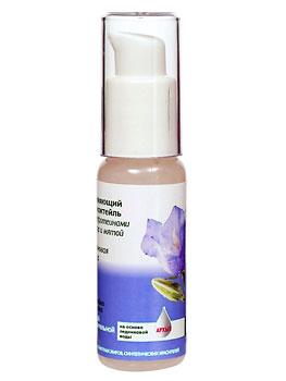 ПРИРОДНЫЙ ЭЛЕМЕНТ Увлажняющий крем-коктейль с гликопротеинами кунжута и мятой + гиалуроновая кислота 30млКремы<br>Увлажняющий крем-коктейль для сухой и чувствительной кожи. Гиалуроновая кислота образует на поверхности эпидермиса естественную увлажняющую пленку, препятствуя потере влаги. Гликопротеины, улучшая сцепление клеток, обеспечивают смягчающий эффект, возвращают коже тонус и эластичность. Мята расслабляет мимическую мускулатуру, устраняя мелкие морщинки. Биофлавоноиды обеспечивают защиту от агрессивного воздействия окружающей среды. Активные компоненты: Вода ледниковая, Флавоноиды кожицы зеленого яблока, Гликопротеины кунжута, Кальмискин, Гиалуроновая кислота. Применение: Нанесите крем-гель легкими массажными движениями на предварительно очищенную кожу лица, шеи и декольте.<br><br>Объем: 30