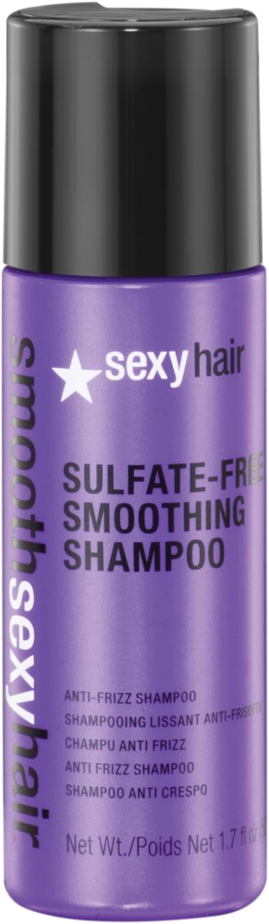 SEXY HAIR Шампунь разглаживающий без сульфатов / SMOOTH 50мл smooth выпрямление в тольятти