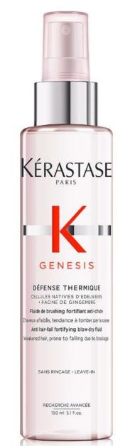 Купить KERASTASE Флюид-термо укрепляющий перед укладкой, для ослабленных и склонных к выпадению волос Дефенс Термик / ДЖЕНЕЗИС 150 мл