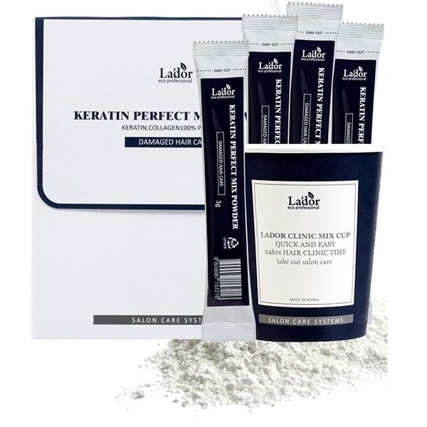 Купить La'Dor Маска-порошок для волос / Keratin Mix Powder 30*3 г