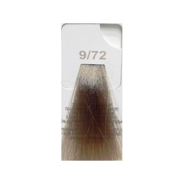 LISAP MILANO 9/72 краска для волос / LK ANTIAGE 100мл