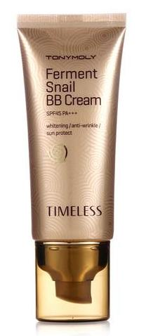 TONYMOLY ББ крем / Timeless Ferment Snail BB Cream SPF45 РА++ 50 мл