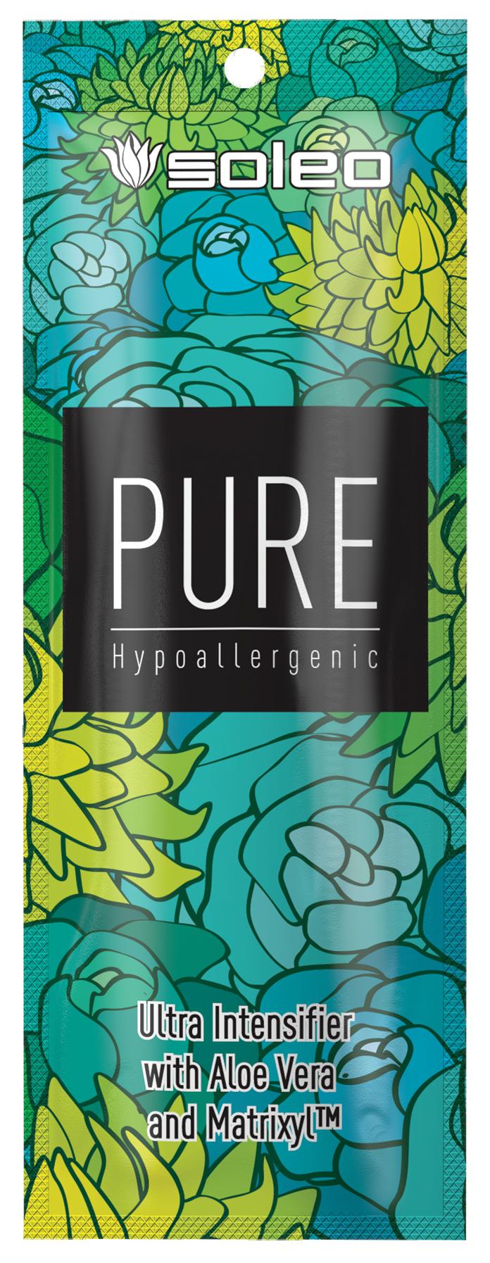 Купить SOLEO Ускоритель загара гипоаллергенный / Pure Hypoallergenic Ultra Intensifer 15 мл