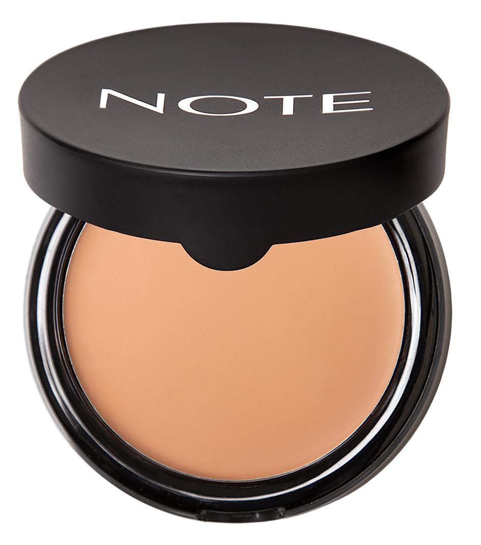 Купить NOTE Cosmetics Крем-пудра с эффектом сияния 03 / LUMINOUS SILK CREAM POWDER 10 г