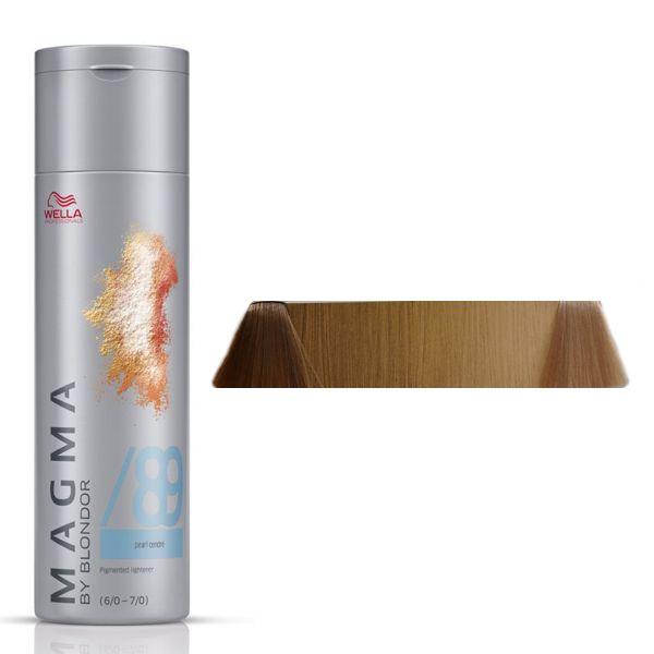 Купить WELLA PROFESSIONALS /89 краска для цветного мелирования, светло-жемчужный сандрэ / Magma by Blondor 120 мл