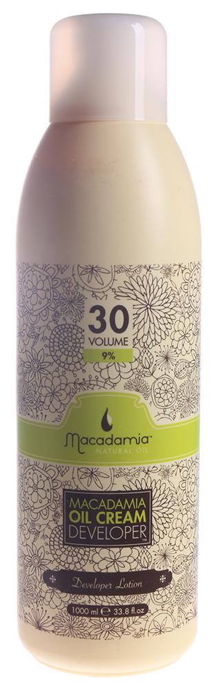 MACADAMIA Natural Oil Окислитель 9% / Developer MACADAMIA COLORS 1000млОкислители<br><br><br>Содержание кислоты: 9%