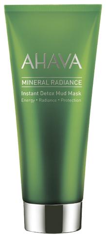 AHAVA Маска минеральная грязевая выводящая токсины и придающая коже сияние / Mineral Radiance 100 мл -  Маски