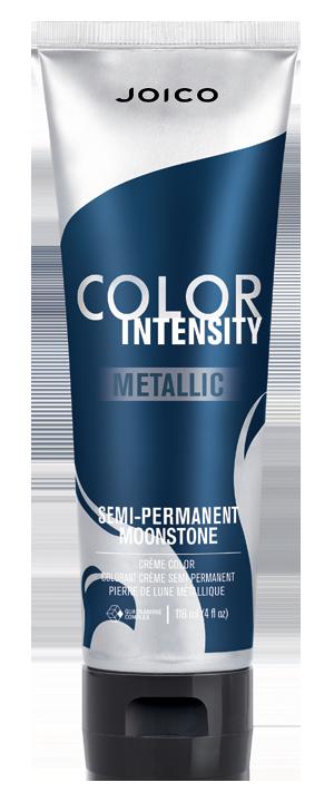 JOICO Крем-кондиционер тонирующий интенсивного действия серо-голубой металлик (лунный камень) / Vero K-PAK Color Intensity Semi-Permanent 118 мл.