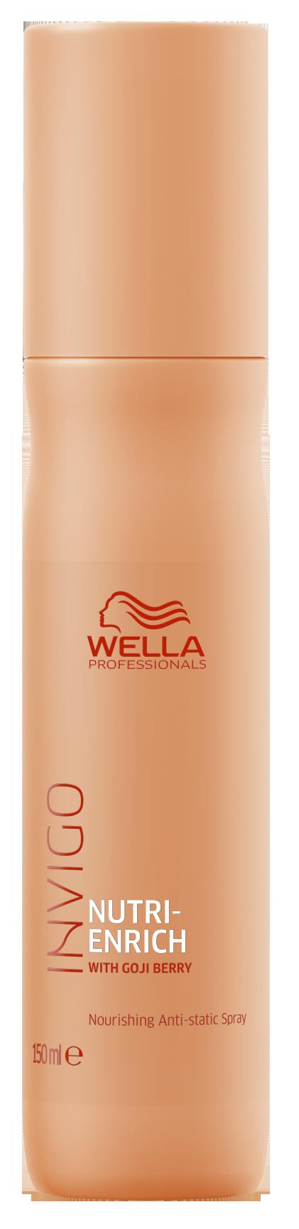WELLA Cпрей-антистатик питательный / Nutri Enrich 150 мл - Кондиционеры
