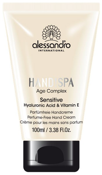 ALESSANDRO ���� ��� �������������� ���� ��� / Hand Cream Sensitive HANDS!UP 100��