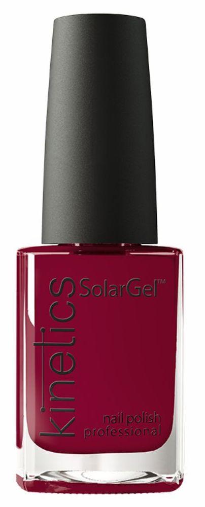 KINETICS 408 лак профессиональный для ногтей / SolarGel Polish Fragile 15 мл - Лаки