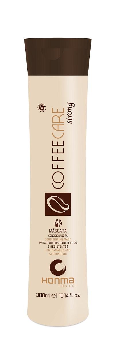 Купить HONMA TOKYO Маска кондиционирующая восстановление и защита для поврежденных волос / Coffee Care Strong 300 мл