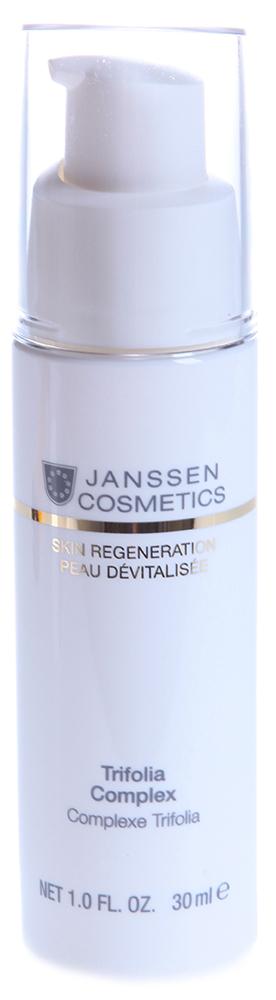 JANSSEN Концентрат интенсивного омолаживающего действия / Trifolia Complex SKIN REGENERATION 30мл