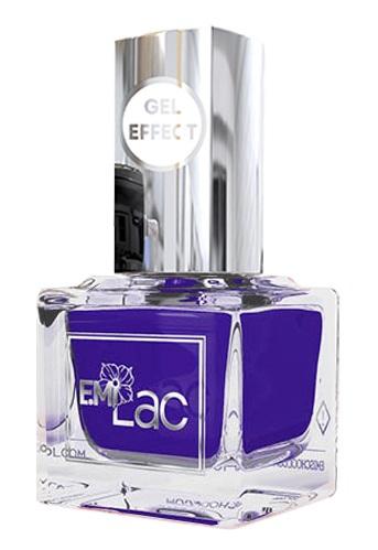 Купить E.MI 103 лак ультрастойкий для ногтей, Гранд резорт / Gel Effect 9 мл, Фиолетовые