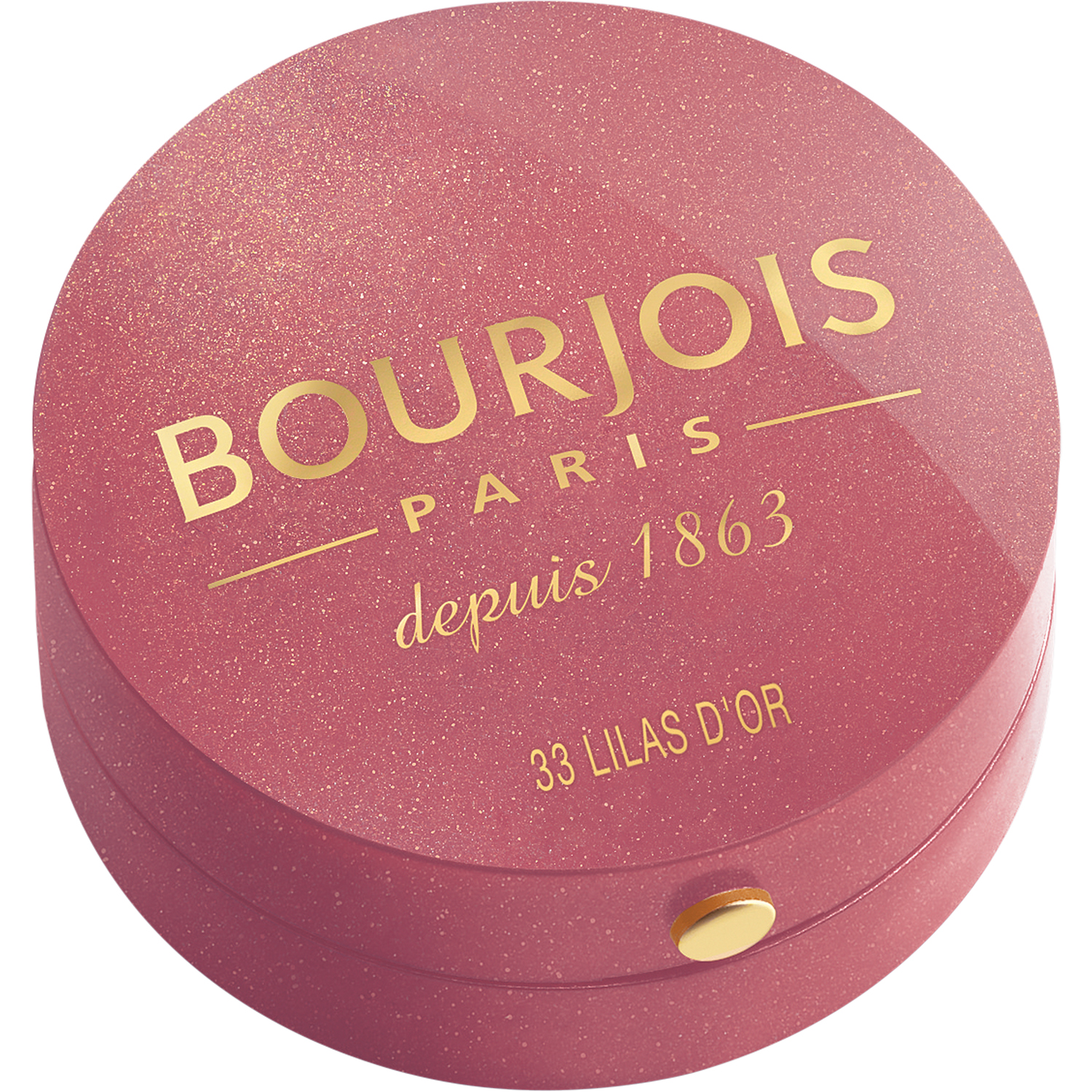 BOURJOIS Румяна для лица 33 / Blusher lilas d`or - Румяна
