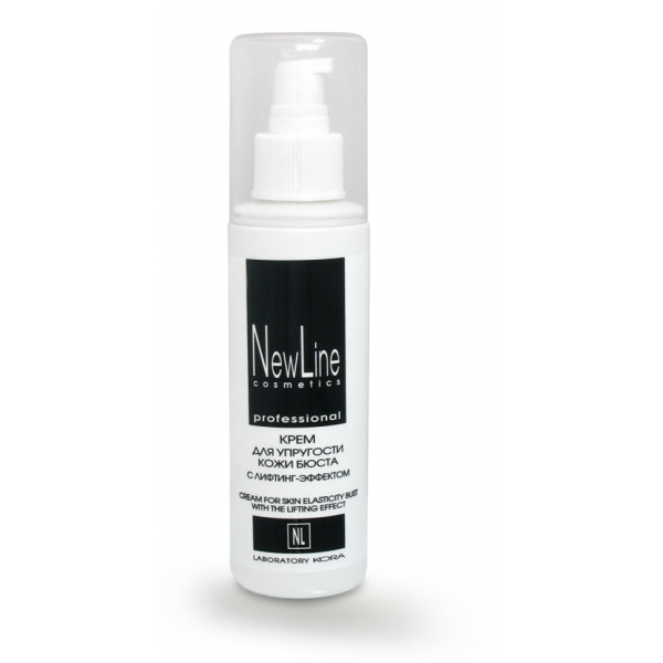 NEW LINE PROFESSIONAL Крем для упругости кожи бюста с лифтинг эффектом 150мл
