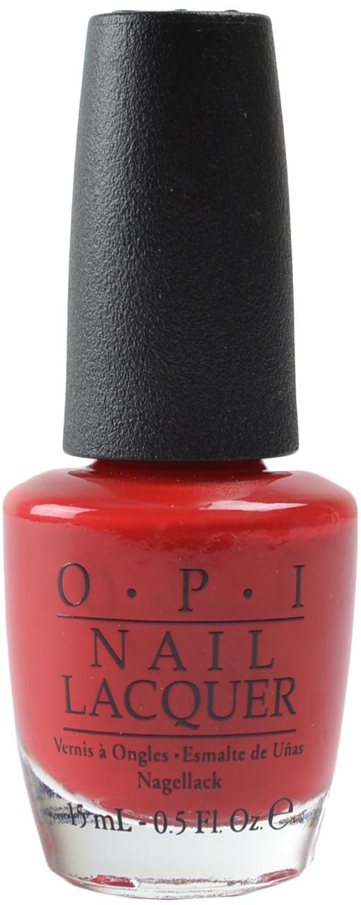 OPI Лак для ногтей Cinnamon Sweet / HOLIDAY 15млЛаки<br>Cinnamon Sweet - красная корица<br><br>Цвет: Красные<br>Виды лака: Глянцевые