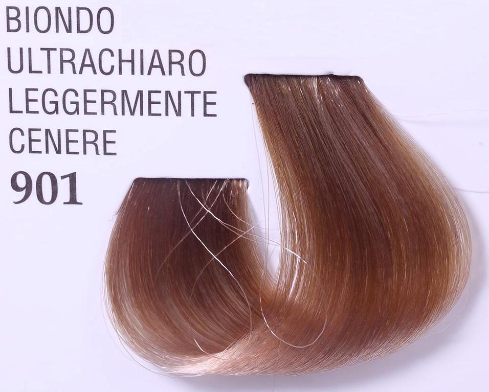 BAREX 901 краска для волос / JOC COLOR 100млКраски<br>Оттенок: Суперосветляющий ультрасветлый блондин слегка пепельный. Стойкая перманентная крем-краска для волос на основе растительных экстрактов обеспечивает глубокое стойкое окрашивание и 100% окрашивание седых волос. Защищает структуру волоса по всей длине, придает волосам блеск и шелковистость, защищает от воздействия солнечных лучей. Кремообразная консистенция краски удобна в работе и хорошо распределяется по всей длине волос. Тюбик содержит 100 мл краски, рассчитанный на 2 процедуры окрашивания волос средней длины или на 4 процедуры тонирования&amp;nbsp; Способ применения:&amp;nbsp;Для полного окрашивания смешайте 50 мл (половину упаковки) крема краски Joc Color&amp;nbsp;с 75 мл соответствующего оксигента JOC Color Line. В результате&amp;nbsp; получится 125 мл продукта, способного полностью окрасить значительное количество волос. Оксигент JOC Color Line содержит особые вещества растительного происхождения, активизирующиеся в момент нанесения смеси, эти вещества способствуют глубокому восстановлению структуры волос, обеспечивая однородный, сияющий цвет. Примечание:&amp;nbsp;специальная формула крема краски JOC Color Line позволяет использовать его в разбавленном 1:1 виде, т.е. крем краска и окисляющая эмульсия смешиваются в равных пропорциях. Это усиливает мощность покрытия седых волос, делает более интенсивным выбранный нюанс, придавая волосу блеск. Выбор оксигента и время выдержки. Оксигент Окончательный результат Время воздействия &amp;nbsp;&amp;nbsp;Оксигент с эффектом блеска 3% для окрашивания ТОН в ТОН 20-25 мин &amp;nbsp;&amp;nbsp;Оксигент с эффектом блеска 6% для обесцвеченных волос для окрашивания и осветления на 1 тон 15-25 мин 35-40 мин &amp;nbsp;Оксигент с эффектом блеска 9%&amp;nbsp;&amp;nbsp; для окрашивания и осветления на 2 - 2,5 тона для выделения нюанса для работы с серией  Платина&amp;nbsp; 35-40 мин 35-40 мин 35-40 мин Оксигент с эффектом блеска 12% для осветления на 3 тона и выше для работы