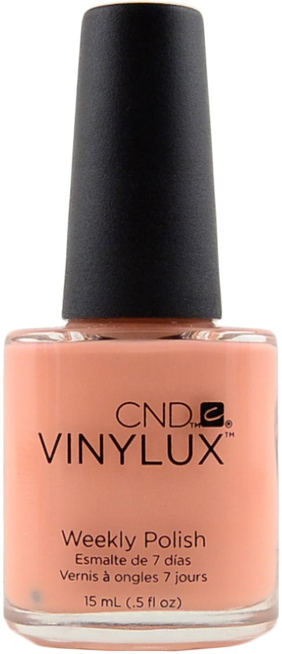 цена на CND 181 лак недельный для ногтей Salmon Run / VINYLUX 15мл