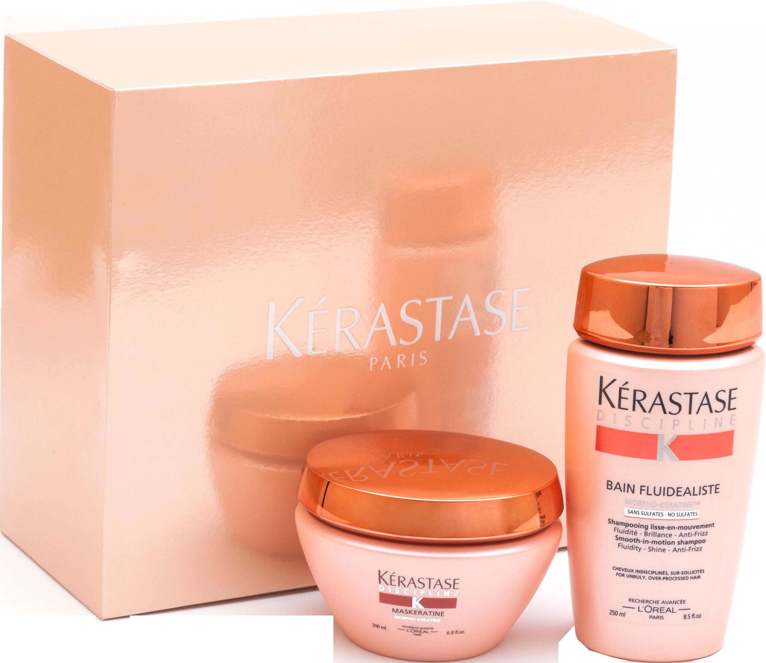 KERASTASE ����� ��� ��������� / ��������� (������� 250��+����� 200��)
