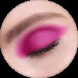 AVANT scene Тени микропигментированные, палитра розово-фиолетовая, оттенок С004