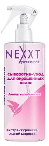 NEXXT professional Сыворотка-уход для окрашенных волос 2 фазная, с экстрактом граната и дикой моркови 200мл