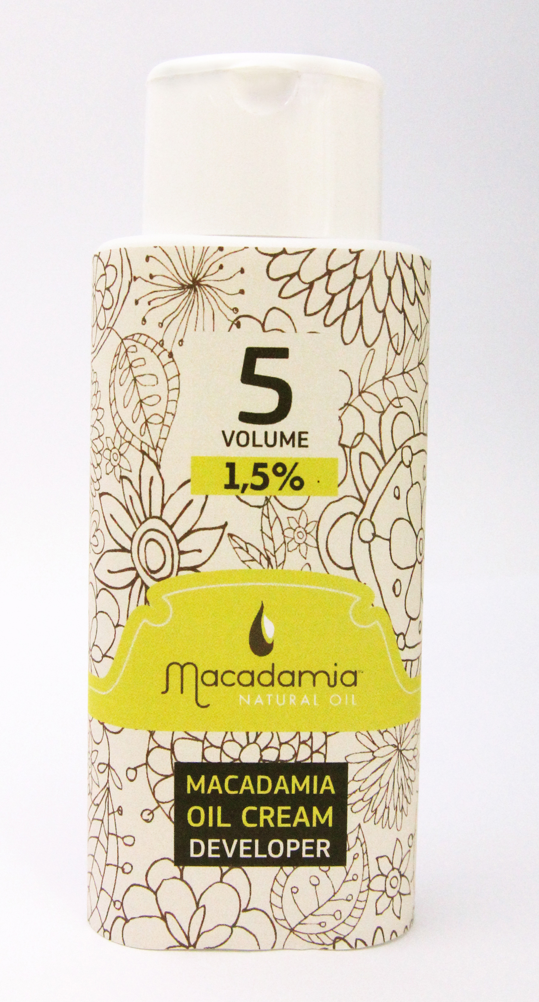 Купить MACADAMIA Natural Oil Окислитель 1.5% / Cream Color 150 мл