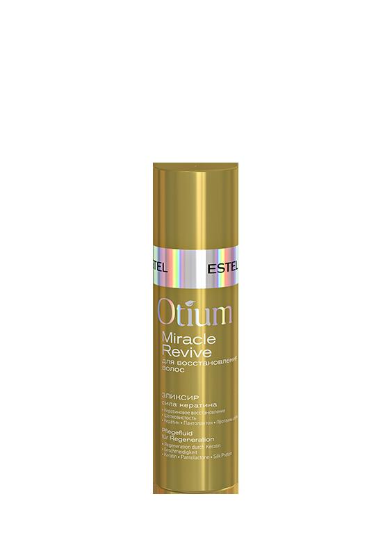 ESTEL PROFESSIONAL Эликсир для восстановления волос / OTIUM Miracle 100 мл