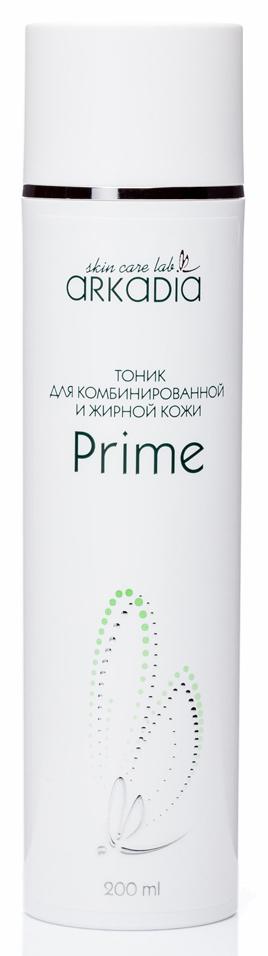 Купить ARKADIA Тоник для жирной и комбинированной кожи / Prime 200 мл