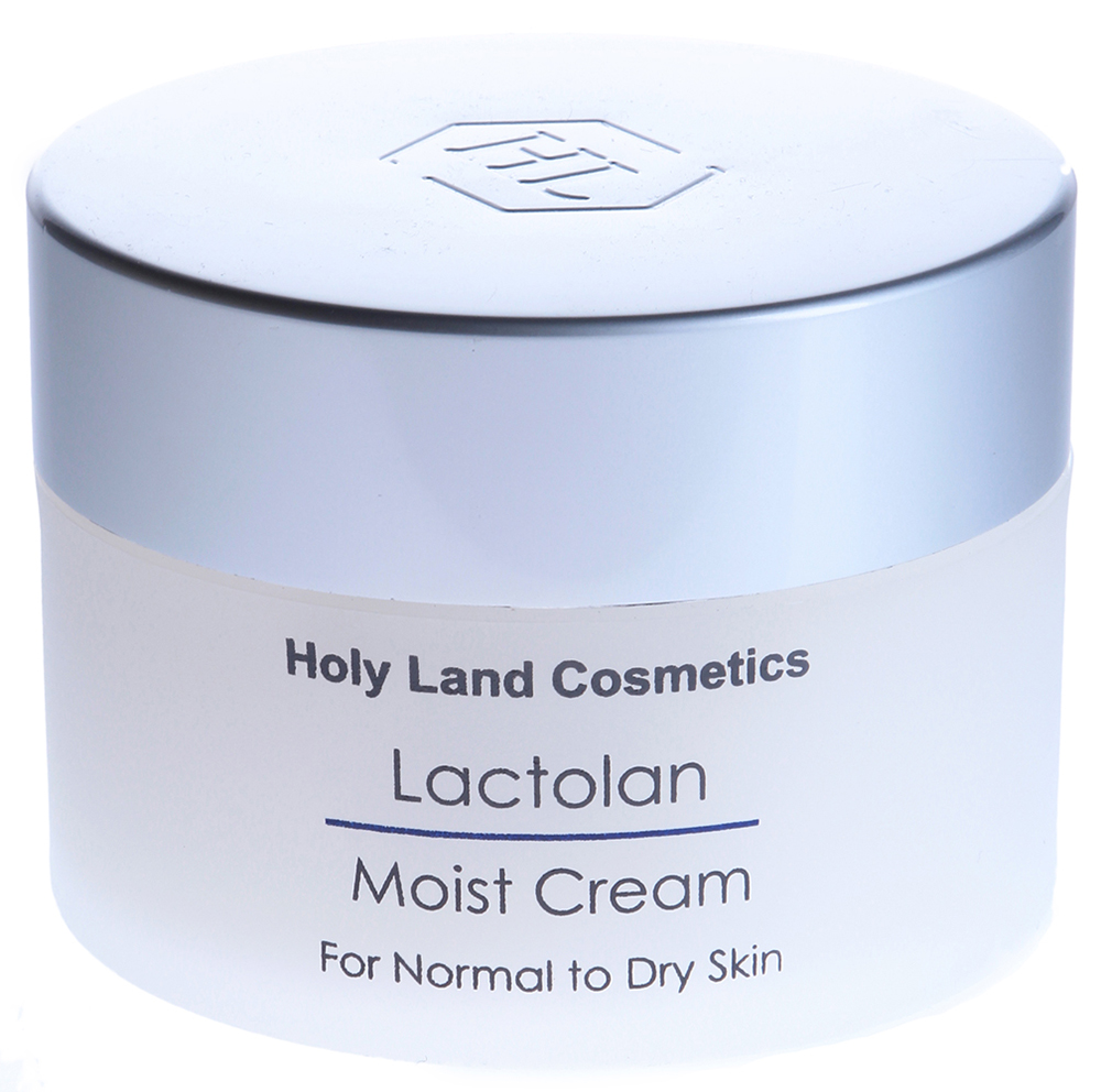 HOLY LAND ���� ����������� ��� ����� ���� / Moist Cream For Dry Skin LACTOLAN 250��