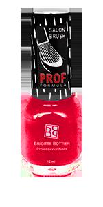 BRIGITTE BOTTIER 818 лак для ногтей Пурпурный / PROF FORMULA 12мл