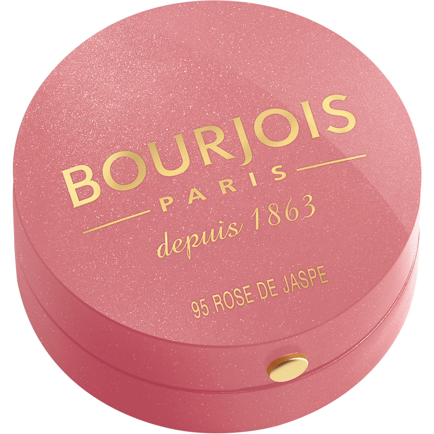 BOURJOIS Румяна для лица 95 / Blusher rose de jaspe - Румяна