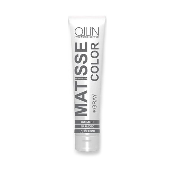 OLLIN PROFESSIONAL ������� ������� �������� ����� / Gray MATISSE COLOR 100��