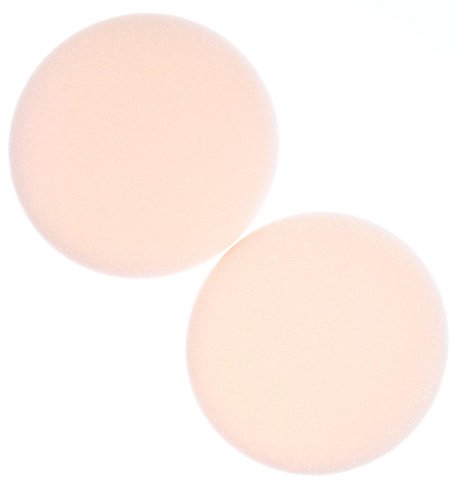 SIBEL Спонжик Rosa д/ макияжа 2 шт/уп SIBELСпонжи<br>Материал : Шерсть. Диаметр : 60 мм.<br>