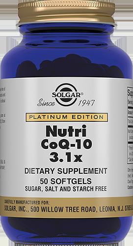 SOLGAR Нутрикоэнзим Q-10, капсулы № 50