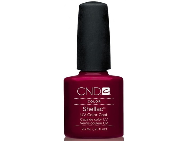 CND 025 покрытие гелевое / Decadence SHELLAC 7,3 мл - Гель-лаки
