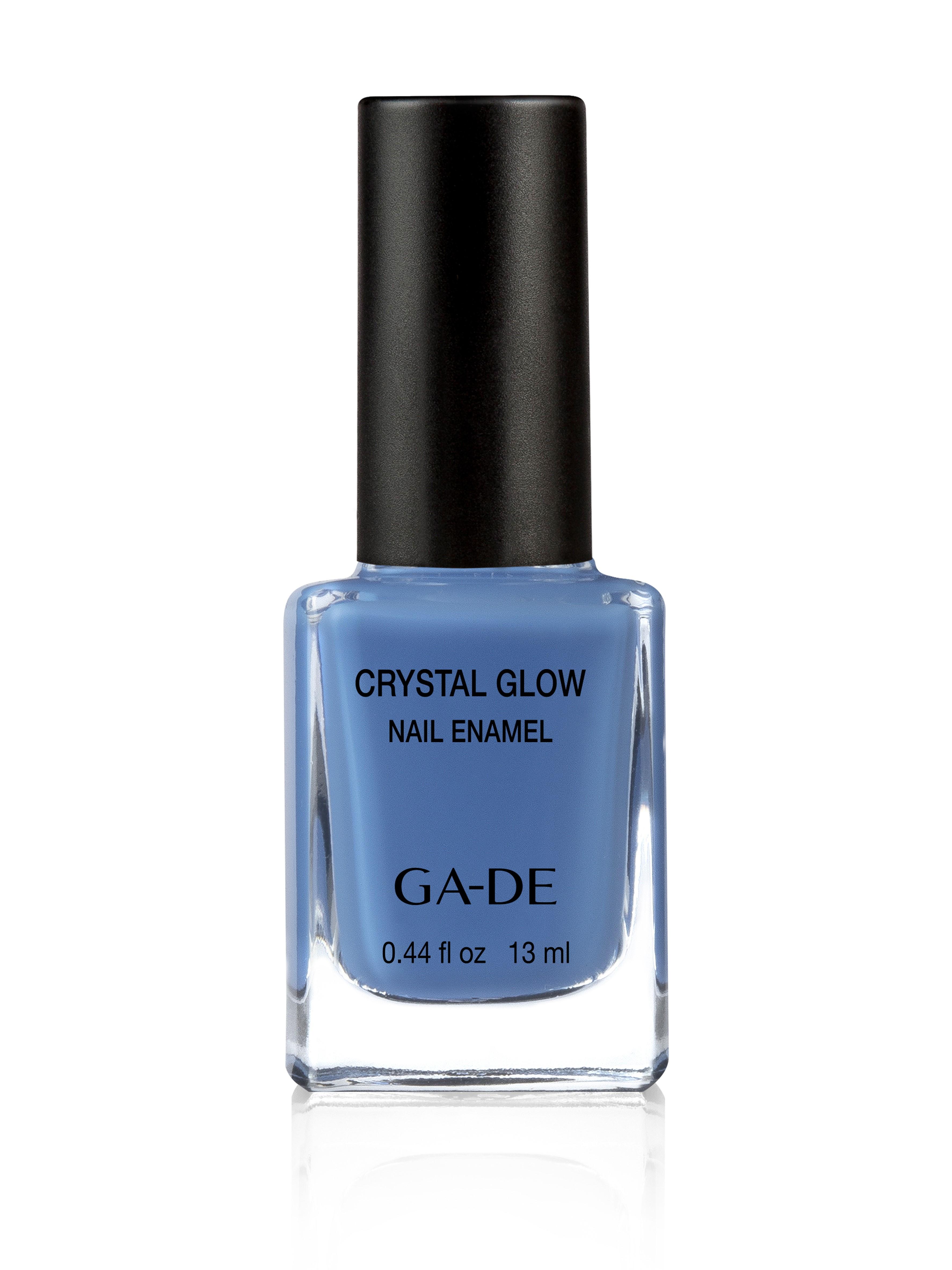 GA-DE Лак для ногтей №521 / CRYSTAL GLOW 13мл