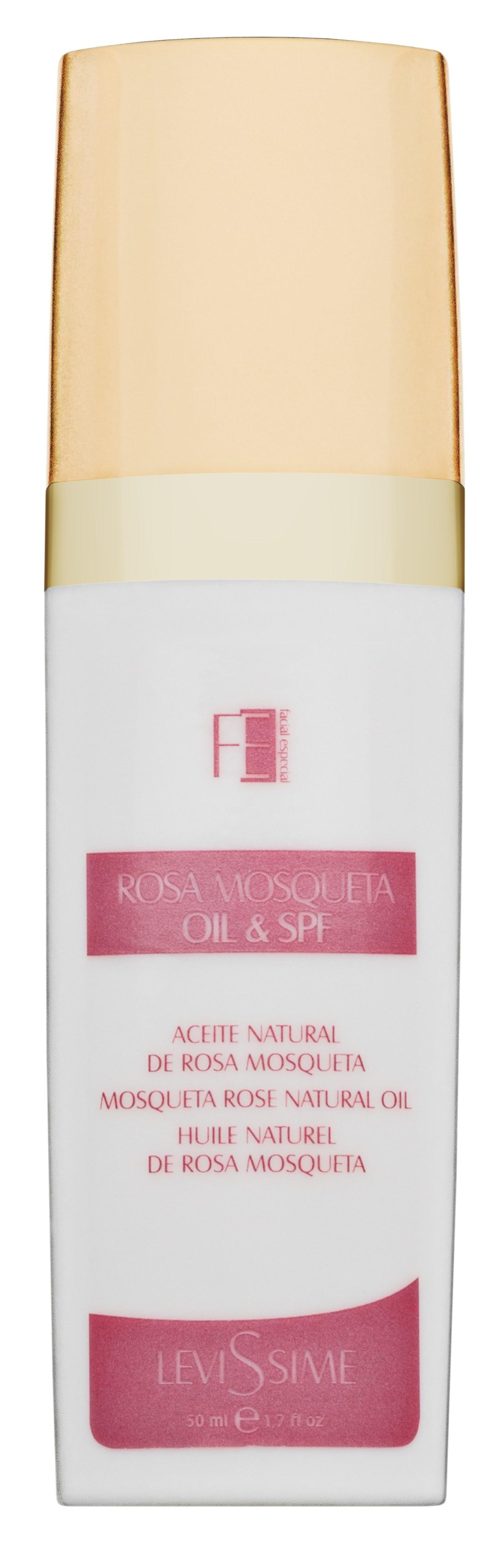 LEVISSIME Масло чилийской розы / Rosa Mosqueta Oil 50 мл