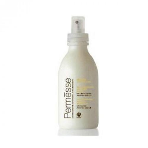 BAREX Спрей-блеск для светлых волос c маслом абиссинского катрана и УФ фильтром / PERMESSE 150мл