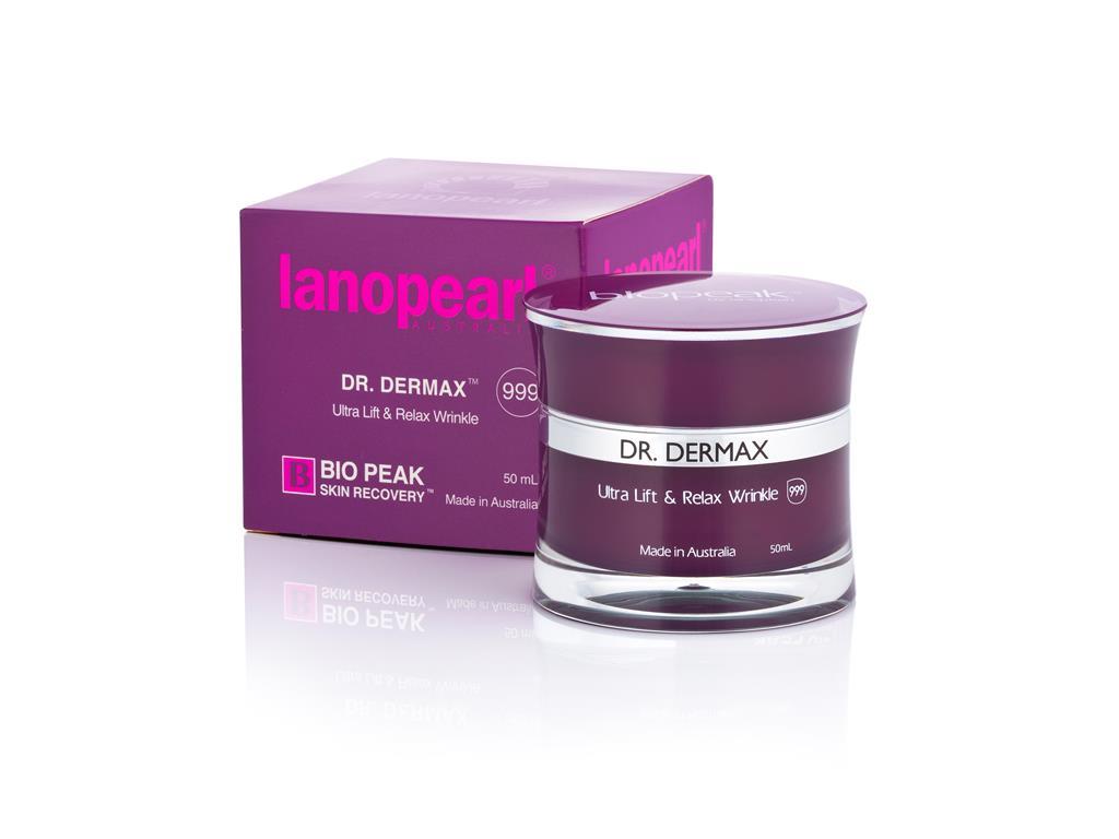 LANOPEARL Крем ультралифтинг против глубоких морщин / Dr.Dermax 50 мл