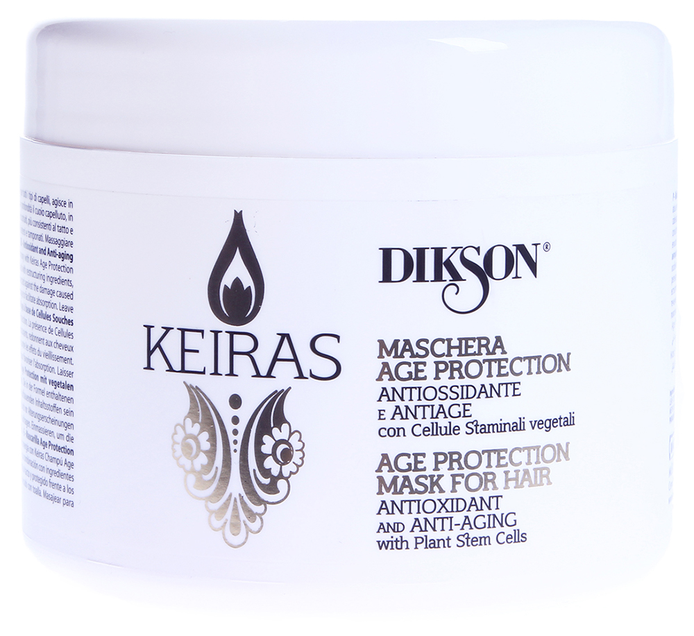 DIKSON ����� ������������ �� ���������� �������� / MASCHERA AGE PROTECTION KEIRAS 500��