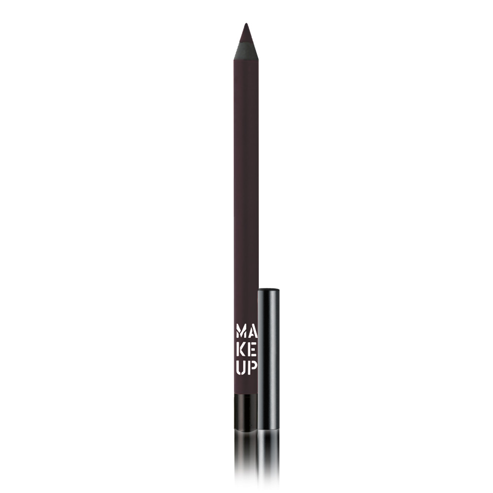 MAKE UP FACTORY Карандаш для губ, 52 темная вишня / Color Perfection Lip Liner 1,2 г косметические карандаши make up factory карандаш для губ color perfection lip liner 39