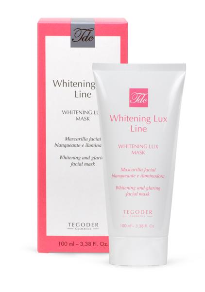 TEGOR Маска улучшающая цвет кожи / Whitening Lux Mask 100мл
