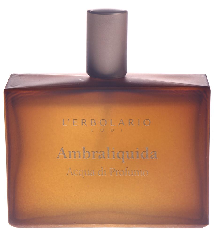 LERBOLARIO Вода парфюмированная Амбровое дерево 100 мл
