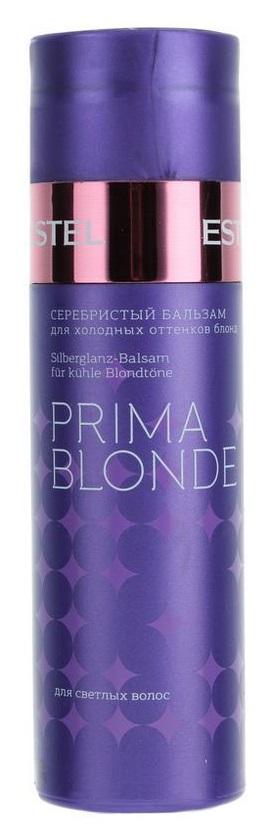 ESTEL PROFESSIONAL Бальзам оттеночный серебристый для холодных оттенков блонд / Prima Blonde 200мл недорого