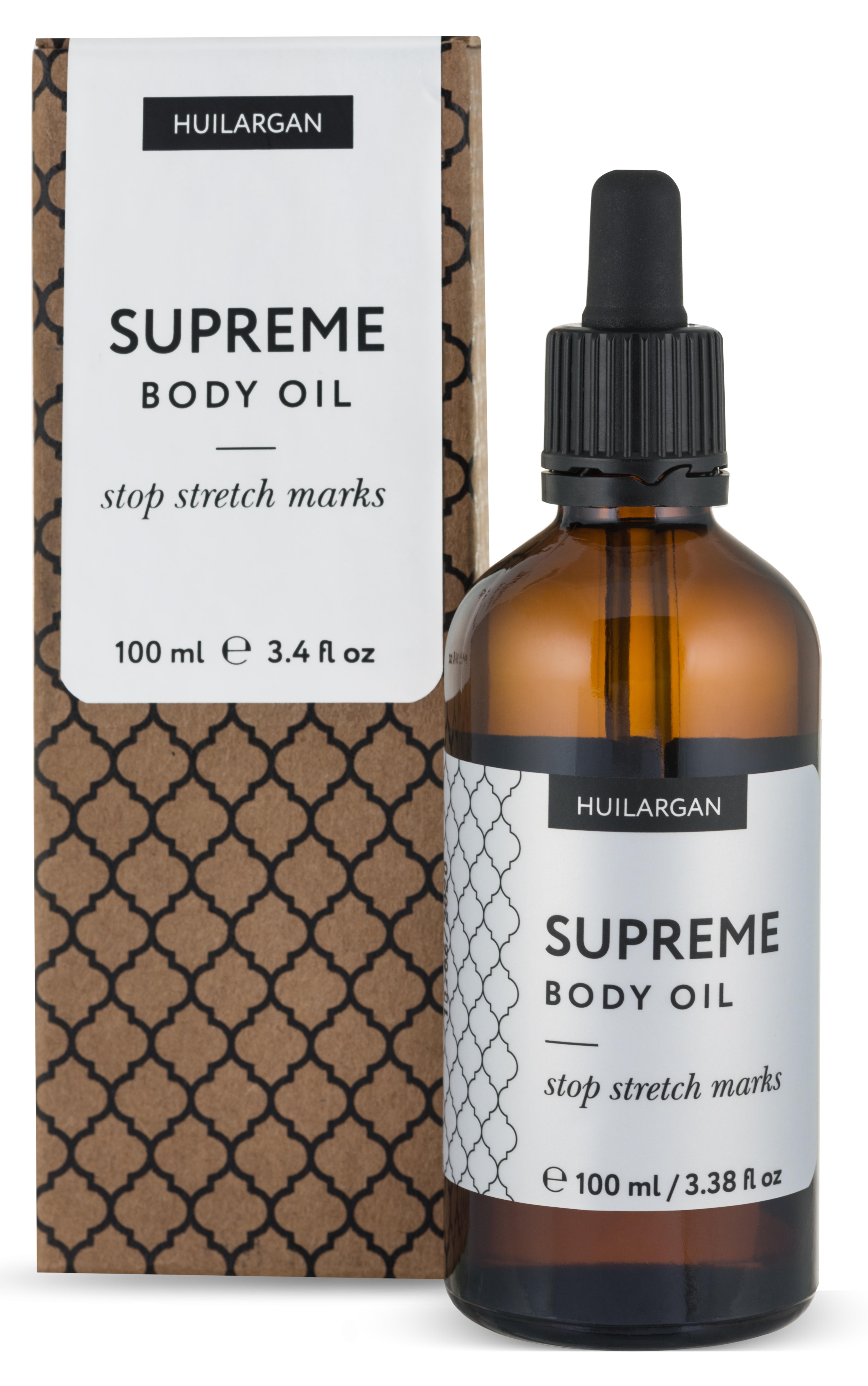 Huilargan масло против растяжек