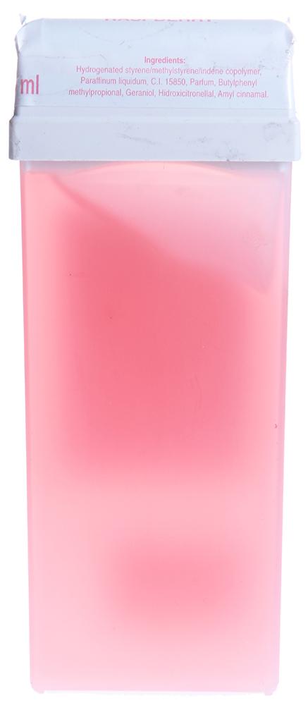 BEAUTY IMAGE Кассета с воском для тела, розовый / ROLL-ON 110 мл