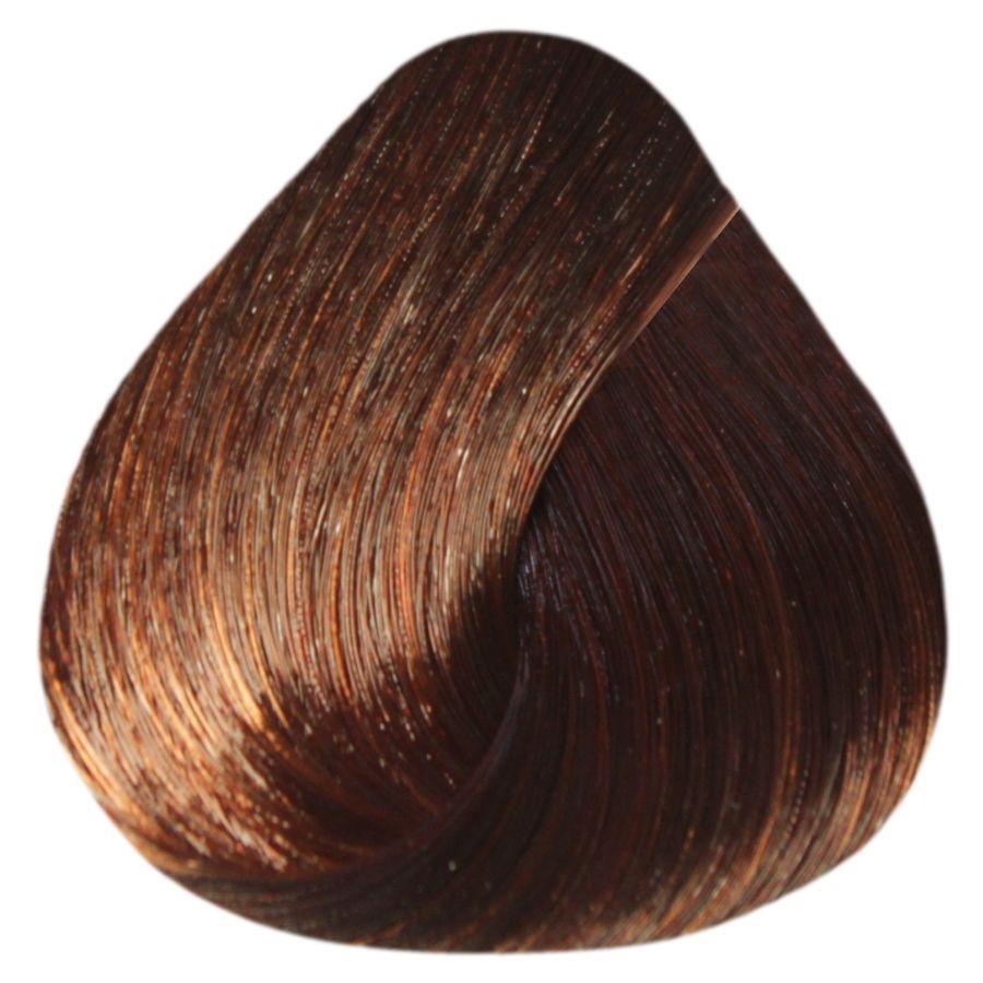 ESTEL PROFESSIONAL 5/4 краска д/волос / DE LUXE SENSE 60млКраски<br>5/4 светлый шатен медный Разнообразие палитры оттенков SENSE DE LUXE позволяет играть и варьировать цветом, усиливая естественную красоту волос, создавать яркие оттенки. Волосы приобретут великолепный блеск, мягкость и шелковистость. Новые возможности для мастера, истинное наслаждение для вашего клиента. Полуперманентная крем-краска для волос не содержит аммиак. Окрашивает волосы тон в тон. Придает глубину натуральному цвету волос, насыщает их блеском и сиянием. Выравнивает цвет волос по всей длине. Легко смешивается, обладает мягкой, эластичной консистенцией и приятным запахом, экономична в использовании. Масло авокадо, пантенол и экстракт оливы обеспечивают глубокое питание и увлажнение, кератиновый комплекс восстанавливает структуру и природную эластичность волос, сохраняет естественный гидробаланс кожи головы. Палитра цветов: 68 тонов. Цифровое обозначение тонов в палитре: Х/хх   первая цифра   уровень глубины тона х/Хх   вторая цифра   основной цветовой нюанс х/хХ   третья цифра   дополнительный цветовой нюанс Рекомендуемый расход крем-краски для волос средней густоты и длиной до 15 см   60 г (туба). Способ применения: ОКРАШИВАНИЕ Рекомендуемые соотношения Для темных оттенков 1-7 уровней и тонов EXTRA RED: 1 часть крем-краски SENSE DE LUXE + 2 части 3% оксигента DE LUXE Для светлых оттенков 8-10 уровней: 1 часть крем-краски ESTEL SENSE DE LUXE + 2 части 1,5% активатора DE LUXE. КОРРЕКТОРЫ /CORRECTOR/ 0/00N   /Нейтральный/ бесцветный безамиачный крем. Применяется для получения промежуточных оттенков по цветовому ряду. 0/66, 0/55, 0/44, 0/33, 0/22, 0/11   цветные корректоры. С помощью цветных корректоров можно усилить яркость, интенсивность цвета, или нейтрализовать нежелательный цветовой нюанс. Рекомендуемое количество корректоров: 1 г = 2 см На 30 г крем-краски (оттенки основной палитры): 10/Х   1-2 см 9/Х   2-3 см 8/Х   3-4 см 7/Х   4-5 см 6/Х   5-6 см 5/Х   6-7 см 4/Х   7-8 см 3/Х   8-9 см Ко