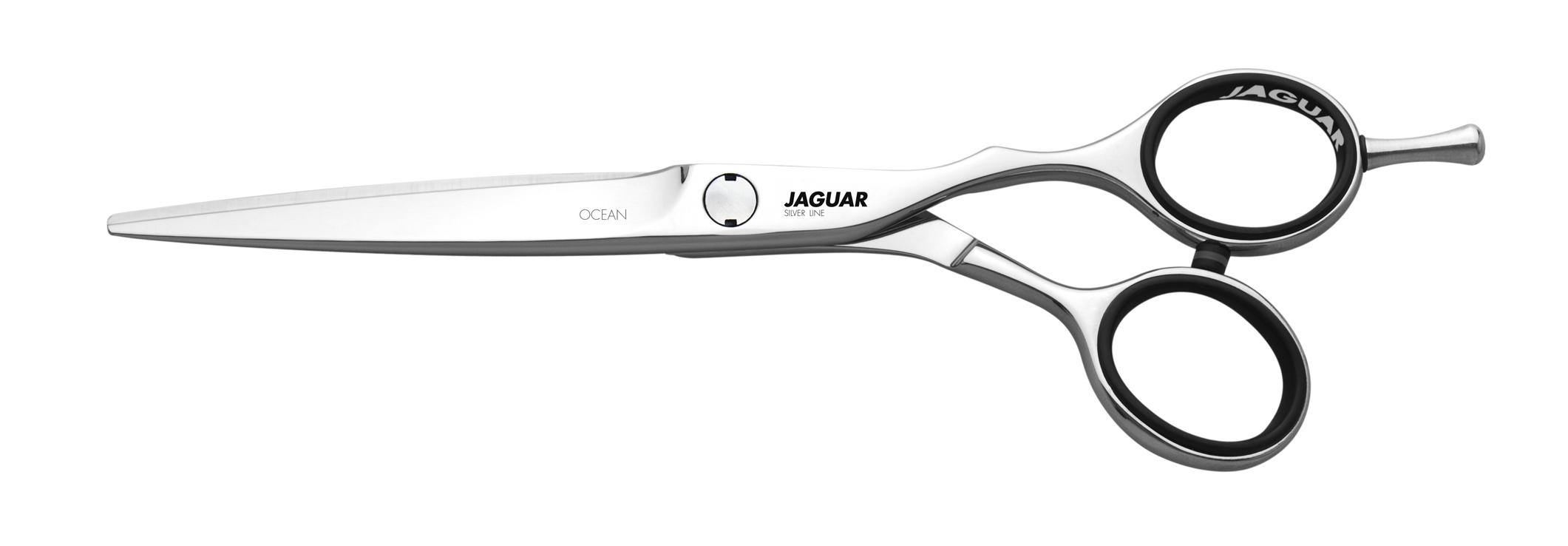 JAGUAR Ножницы A Ocean 5.25' *** jaguar ножницы jaguar silence 6 15 5cm gl