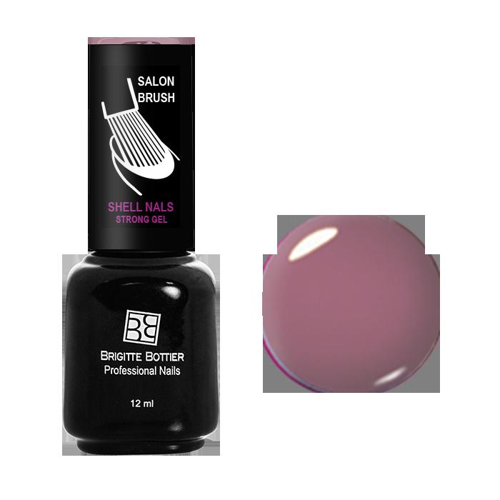 BRIGITTE BOTTIER 920 гель-лак для ногтей Розовый мокко / Shell Nails 12млГель-лаки<br>Покрытие Shell Nails соединяет лучшие качества гелей и лаков: быстро и ровно наносится, прекрасно выглядит, совершенно не боится повреждений, снимается одним движением без малейшего вреда для ногтевой пластины. Стойкое покрытие Shell Nails имеет классический лаковый блеск, быстро отвердевает под УФ излучением по принципу геля, сияет насыщенным цветом от наложения до снятия. Мы предлагаем Вам выбор покрытия из широкой гаммы трендовых цветовых оттенков. Лак наносится без предварительного опиливания ногтей – а значит, без микротравм и повреждений. Отличается невероятной прочностью – ногти сохраняют идеальный вид 2-3 недели в любых условиях. Лак благотворно действует на здоровье ногтевых пластин – добавляет им гибкости, восстанавливает прочность истонченных участков. Способ применения: каждый слой необходимо просушивать в УФ лампе 2 минуты, в LED - 30 секунд. На предварительно подготовленные ногти, нанесите Base Coat (базовое покрытие) и просушите. Нанесите цвет тонким слоем и просушите. Нанесите второй слой цвета и просушите. Покройте ногти слоем Top Coat (верхним покрытием) и просушите. Удалите липкий слой.<br><br>Цвет: Розовые<br>Пол: Женский<br>Класс косметики: Профессиональная<br>Виды лака: Глянцевые